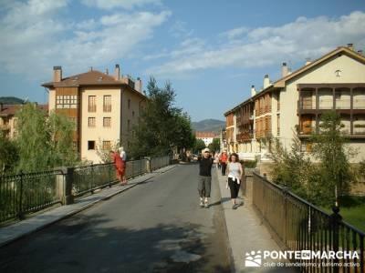 Ezcaray; senderismo comunidad de madrid